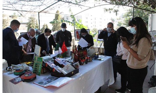 Photo exhibition marks 58th anniversary of Vietnam-Algeria ties hinh anh 1