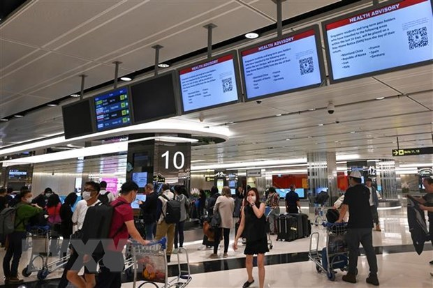 Singapore allows travellers from China, Australia's Victoria state hinh anh 1