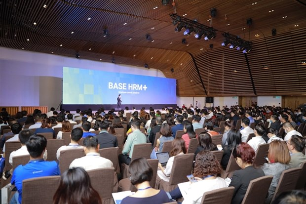Base.vn launches human resource management solutions hinh anh 1