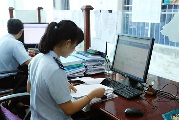 Customs all set to make risk management transparent hinh anh 1