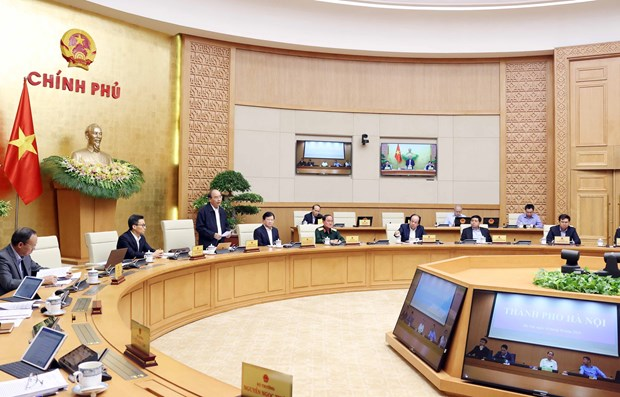 PM calls for redoubling of efforts to compensate disaster losses hinh anh 1