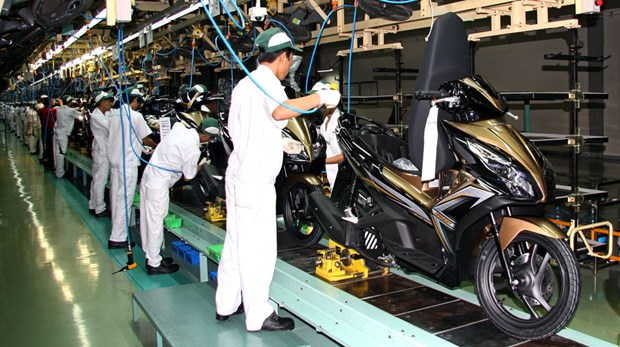 Inflow of FDI a driver of economic growth in Vinh Phuc hinh anh 1