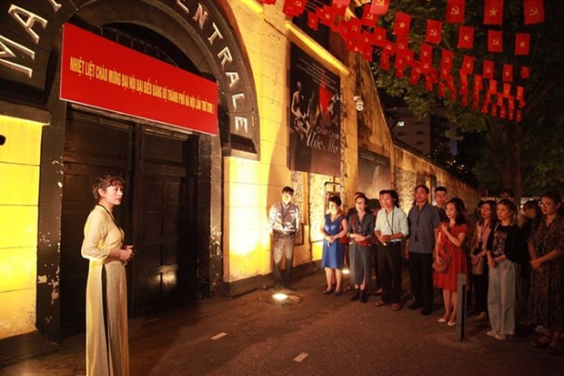 Tour tells moving stories about Vietnamese female revolutionaries hinh anh 1