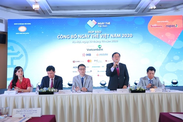 Vietnam Card Day 2020 launched to promote non-cash payment hinh anh 1