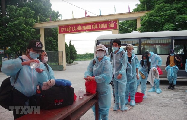 No new COVID-19 cases in community reported for 58 days hinh anh 1