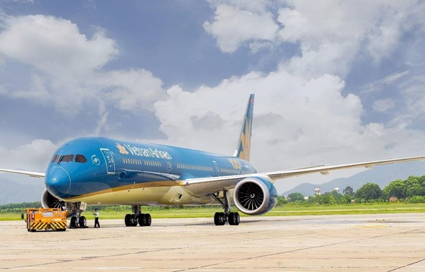 Vietnam Airlines to resume three domestic routes hinh anh 1