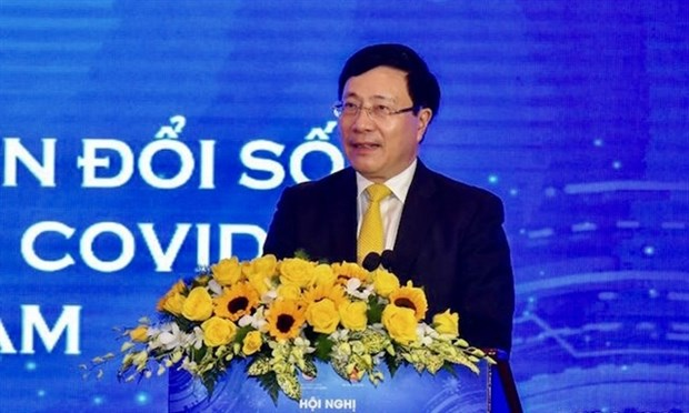 Human resources key to success in digital transformation: Deputy PM hinh anh 1