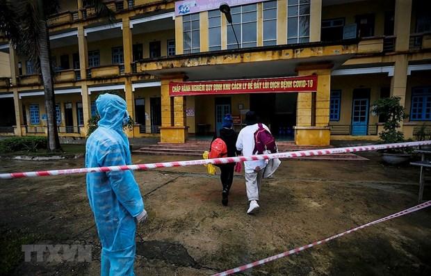 Vietnam records no new COVID-19 cases on Nov. 1 morning hinh anh 1