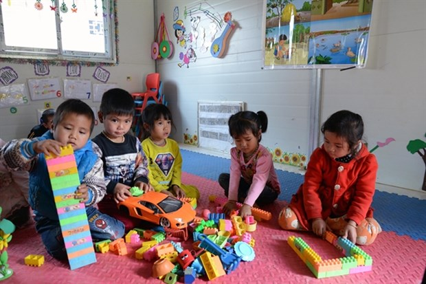 Shortage of pre-school teachers to worsen hinh anh 1