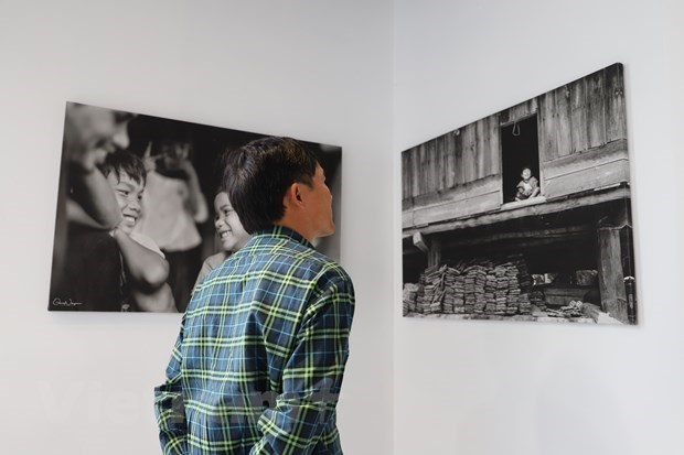 Photo exhibition in Australia raises fund for flood-hit residents hinh anh 1