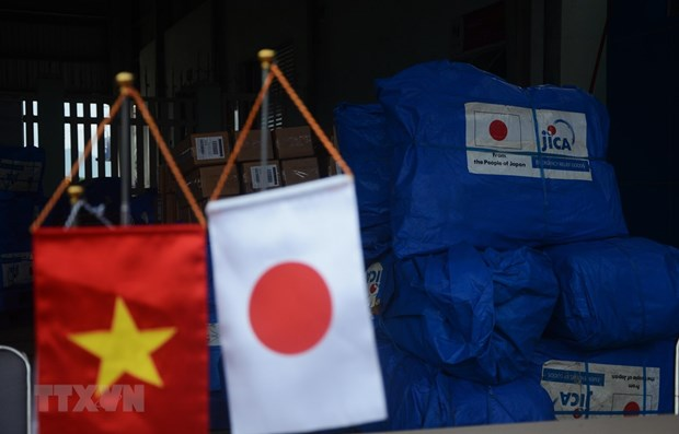 JICA to resume activities in Vietnam later this month hinh anh 1