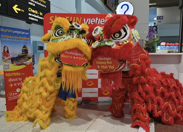Vietjet expands network in Thailand hinh anh 1