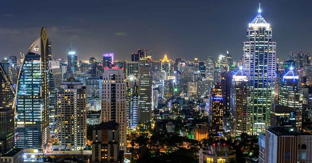 RoK establishes smart city cooperation centre in Thailand hinh anh 1