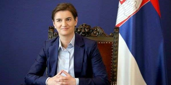 Congratulations to Serbian Prime Minister hinh anh 1