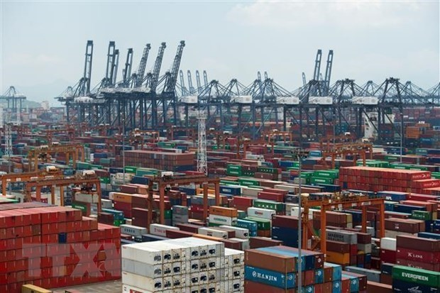 ASEAN-China trade reach over 481 billion USD in nine months of 2020 hinh anh 1