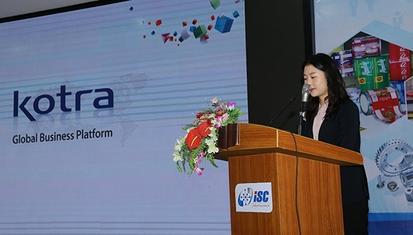 Vietnamese, Korean firms seek to promote technology coorperation hinh anh 1