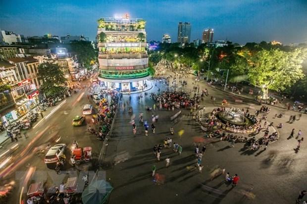 Hanoi's tourism gradually recovers hinh anh 1