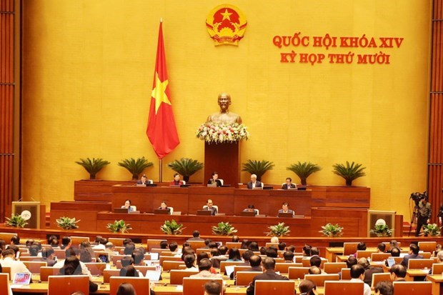 Pham Phu Quoc relieved from position as 14th-tenure NA deputy hinh anh 1