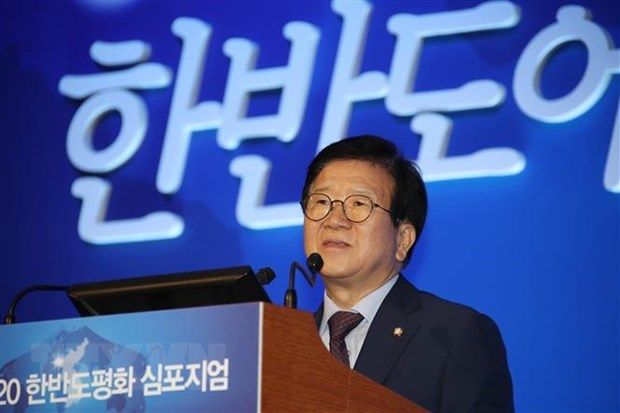 RoK NA Speaker hopes for stronger ties with Vietnam hinh anh 1