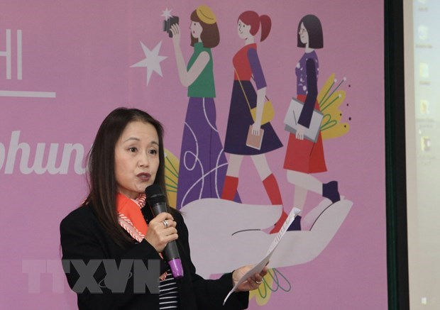 UNFPA supports Vietnamese women at risk of violence hinh anh 1
