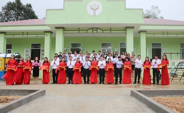 Vietnam News Agency's delegation pays working visit to Quang Tri hinh anh 2