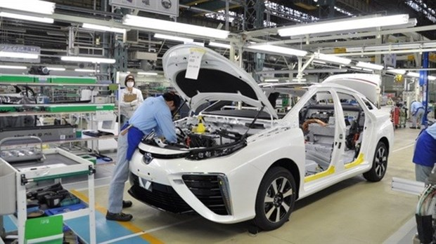 Gov't policy gives auto industry much-needed boost hinh anh 1