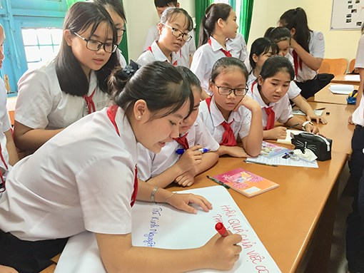 Vietnam promotes reproductive health care for adolescents, youths hinh anh 1
