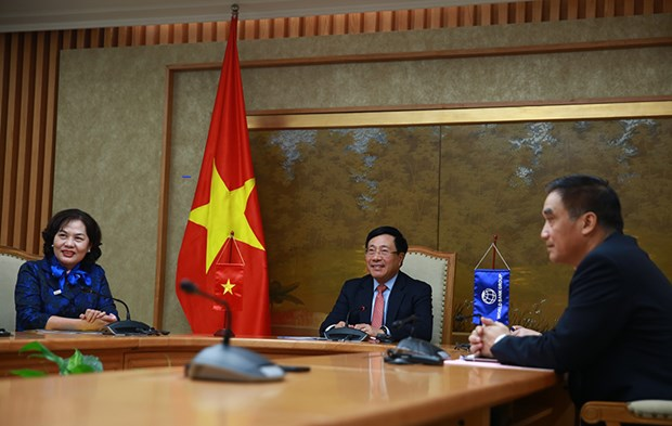 WB ready to cooperate with Vietnam in different fields: Managing Director of Operations hinh anh 1