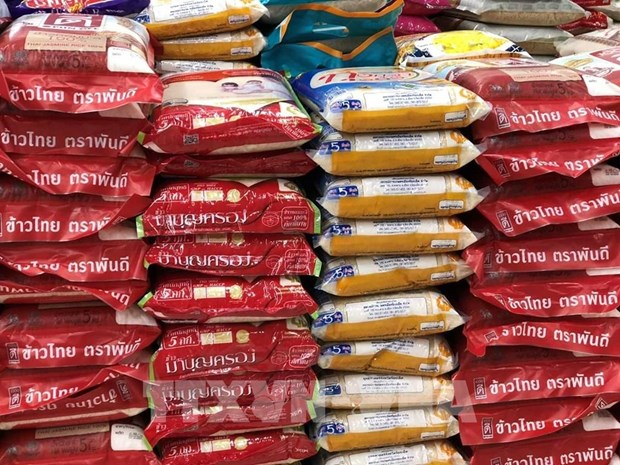 Thailand approves price guarantee schemes for rice, rubber hinh anh 1