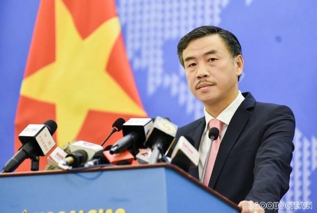 Vietnam regards US as one of leading important partners, Deputy Spokesman hinh anh 1