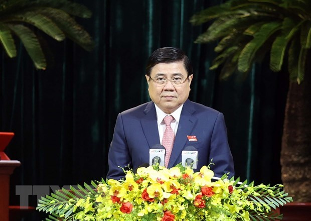 HCM City leader calls for more pandemic support hinh anh 1