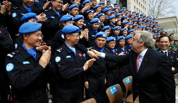 Vietnam hails role of UN police in peacekeeping missions hinh anh 1