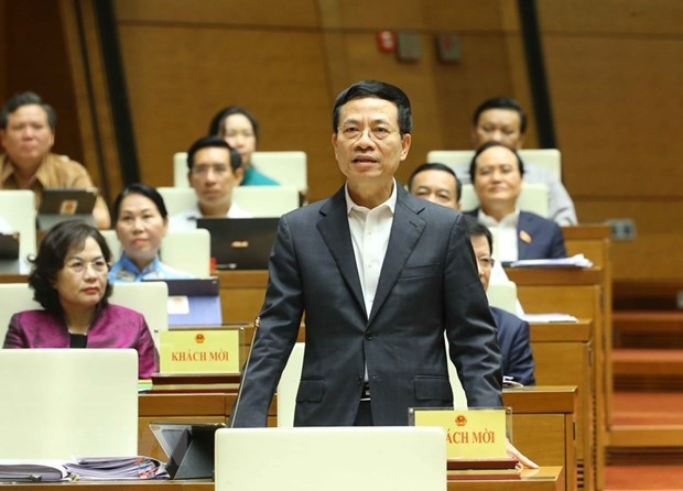 Vietnam not late in 5G: Minister hinh anh 1