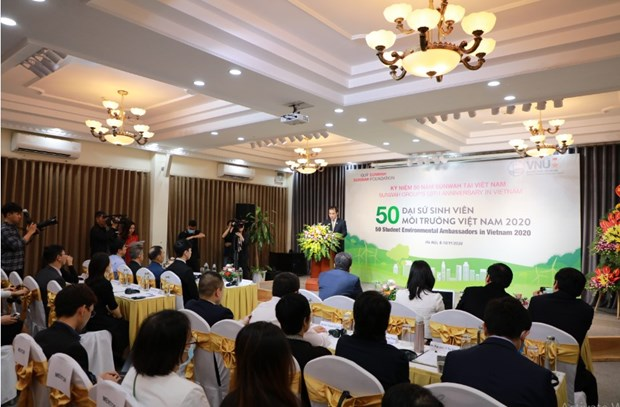 """""""Young ambassador"""" project launched hinh anh 1"""