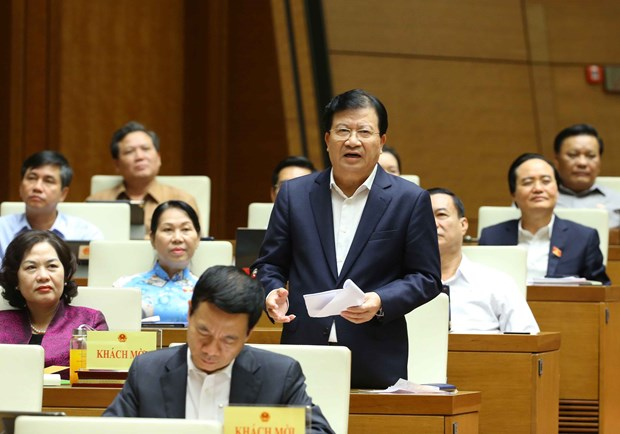 Detailed flood, landslide risk maps to be created: Deputy PM hinh anh 1