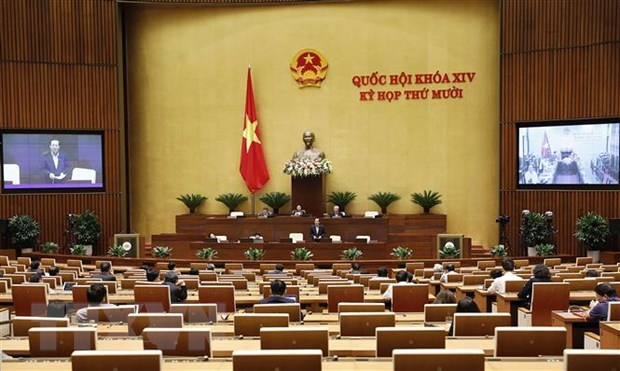 Q&A session of National Assembly's 10th sitting to begin hinh anh 1
