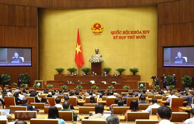 Legislature to continue Q&A sessions next week hinh anh 1