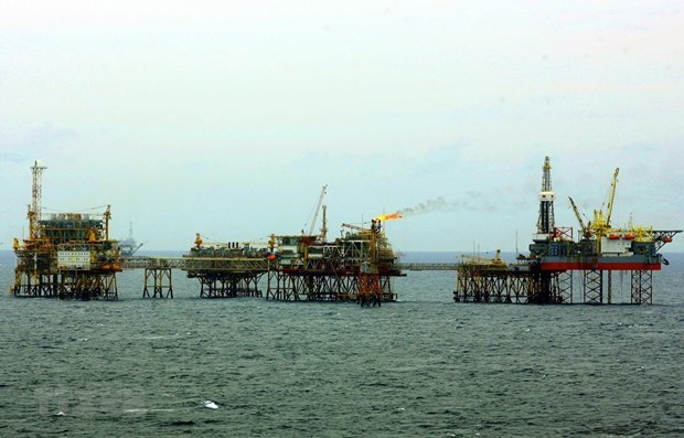 PetroVietnam fulfils 10-month exploitation plan hinh anh 1