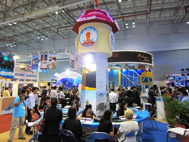 Six countries, territories participate in Vietnam International Travel Mart hinh anh 1
