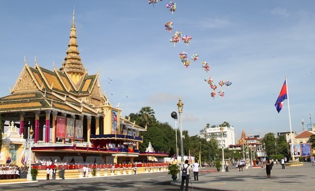 Congratulations to Cambodia on Independence Day hinh anh 1