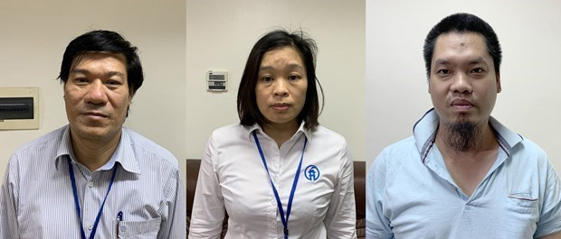 Ten prosecuted in Hanoi Centre for Disease Control case hinh anh 1