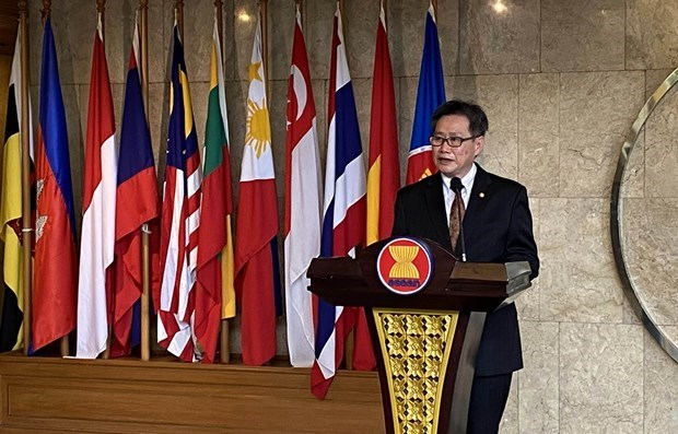 ASEAN Secretary-General pins high hopes for 37th Summit outcomes hinh anh 1