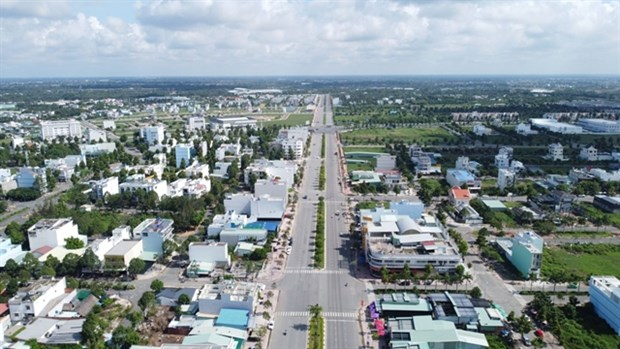 New axis road to boost development in southwestern region hinh anh 1