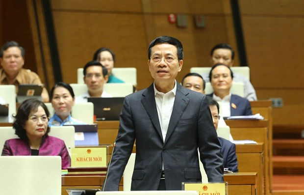 Cyberspace code of conduct to be in place by year's-end: Minister hinh anh 1