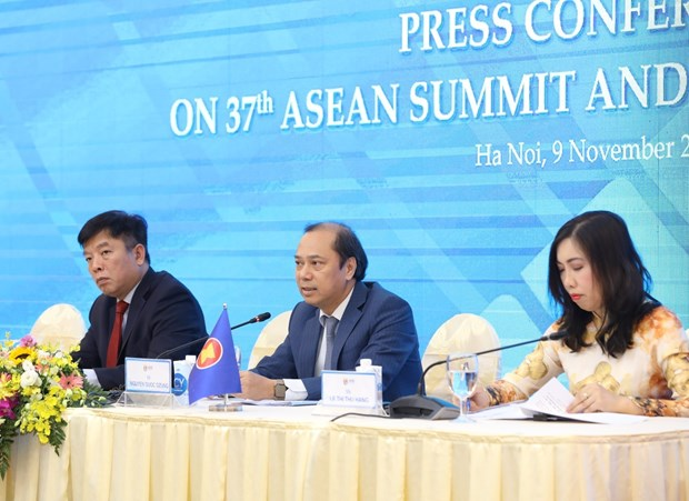 37th ASEAN Summit, related meetings on horizon hinh anh 1