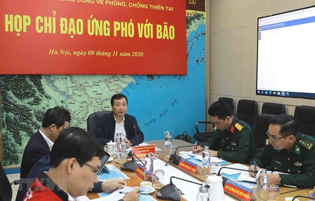 Ministries, localities directed to prepare for consecutive storms hinh anh 1