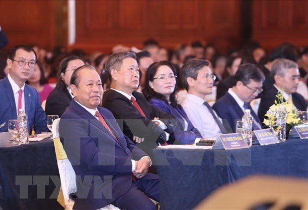 Corporate culture crucial to growth of businesses: Deputy PM hinh anh 1