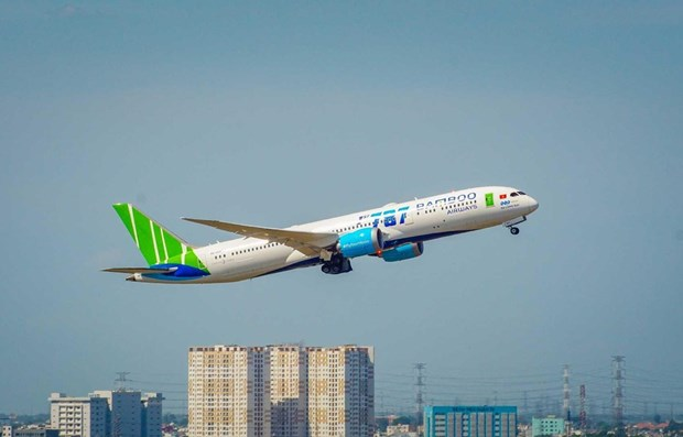 Bamboo Airways licensed to fly directly to US hinh anh 1