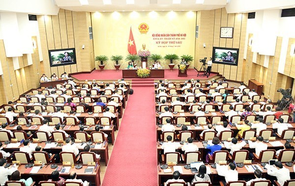 Hanoi considers adjustments to public investment plans hinh anh 1