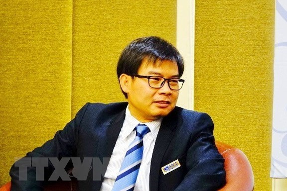 RCEP may result in change in regional trade and investment flows: Cambodian expert hinh anh 1